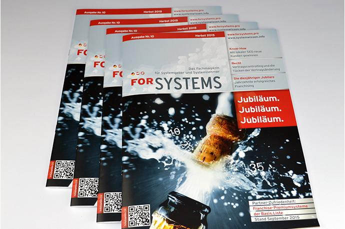 forSYSTEMS 2015